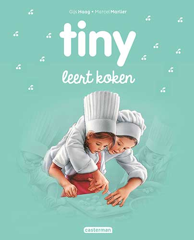 51 Tiny leert koken
