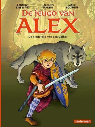 1 De kindertijd van een Galliër