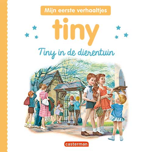Tiny in de dierentuin