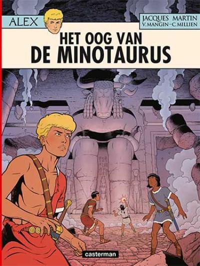 40 Het oog van de minotaurus