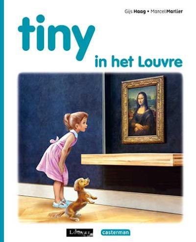 61 Tiny in het Louvre