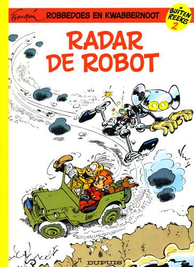 2 Radar de Robot