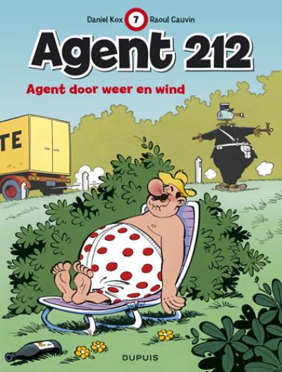7 Agent door weer en wind