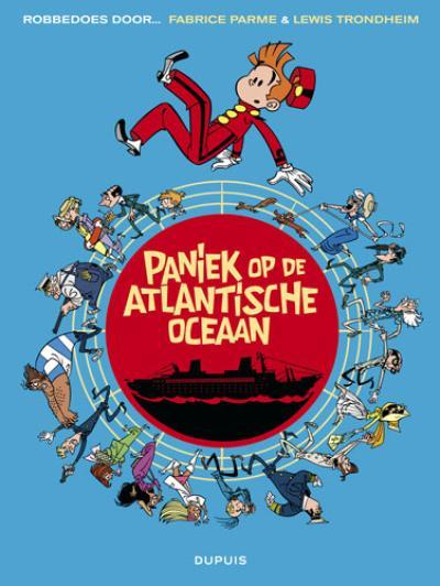 6 Paniek op de Atlantische Oceaan