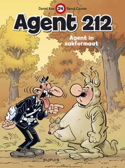 24 Agent in zakformaat