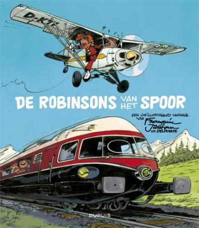 De Robinsons van het spoor