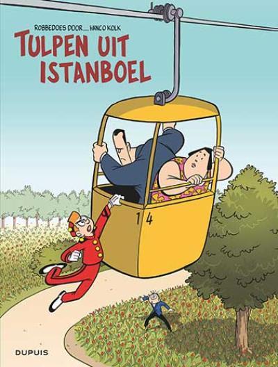12 Tulpen uit Istanboel