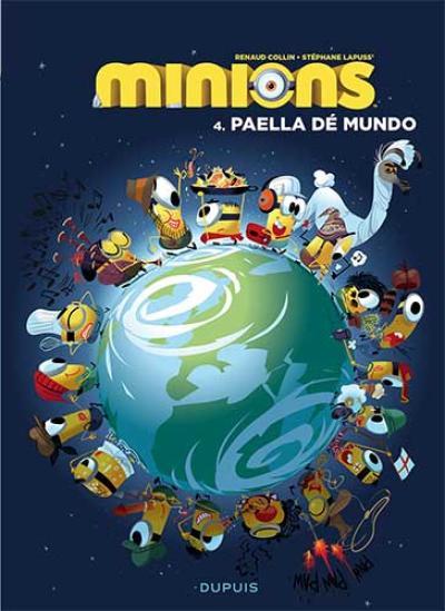4 Paella dé mundo