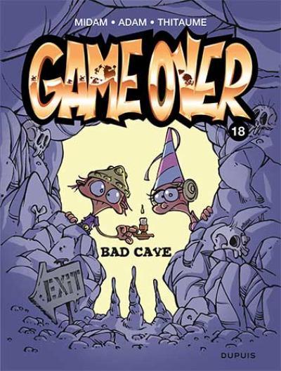 18 Bad Cave