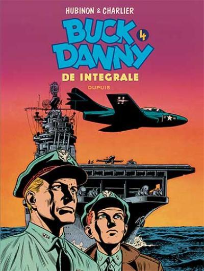 4 Buck Danny Integraal 4