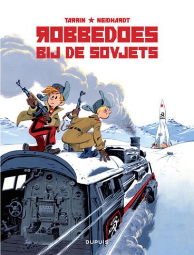 16 Robbedoes bij de Sovjets