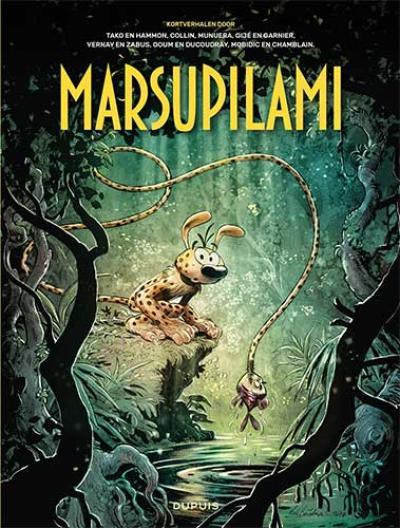 Marsupilami – kortverhalen