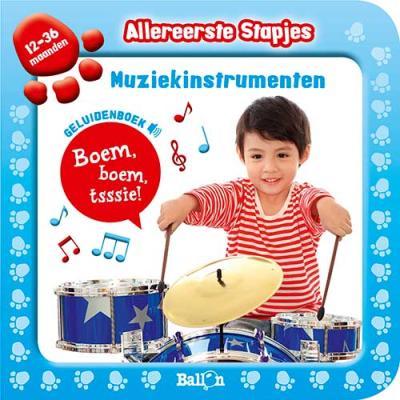 Geluidenboek: Instrumenten