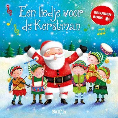 Geluidenboek – Een liedje voor de kerstman