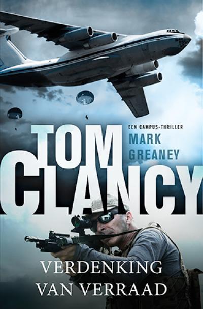 17 Tom Clancy: Verdenking van verraad