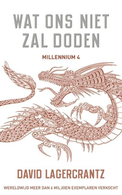 4 Millennium deel 4: Wat ons niet zal doden
