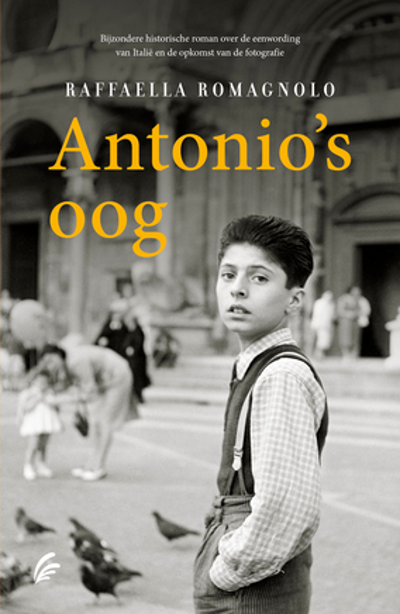 Antonio's oog