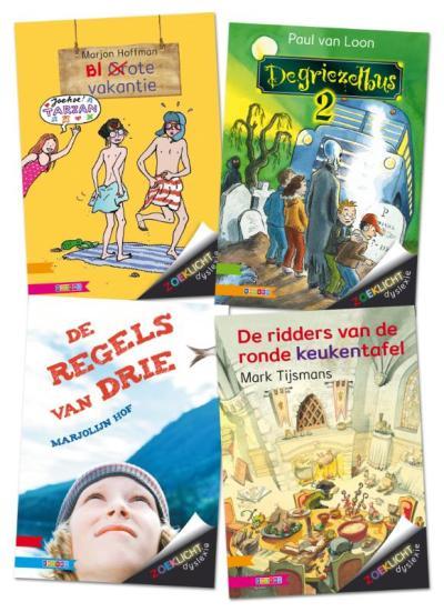 Pakket zoeklicht dyslexie toptitels 2