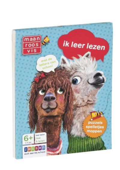Ik leer lezen