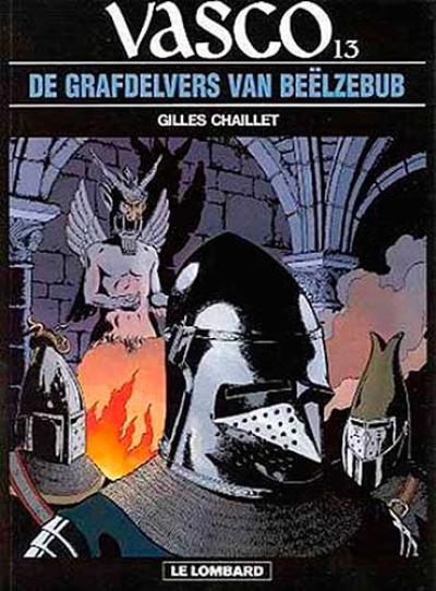 13 De grafdelvers van Beëlzebub