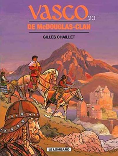 20 De Mac Douglas clan