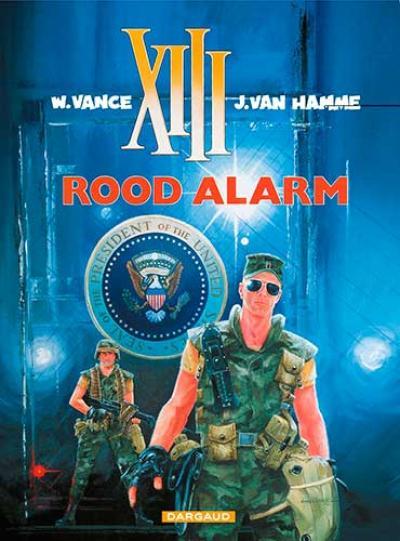 5 Rood alarm