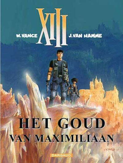 17 Het goud van Maximiliaan