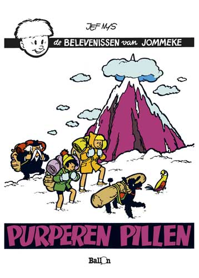 3 Purperen Pillen