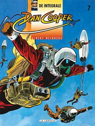 7 Dan Cooper – Integraal 7/12