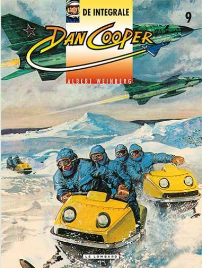 9 Dan Cooper – Integraal 9/12