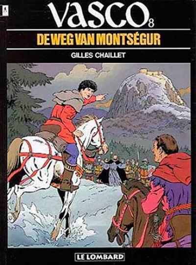 8 De weg naar Montsegur