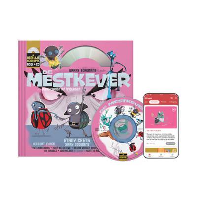 3 De Mestkever (7+) (Boek + CD)