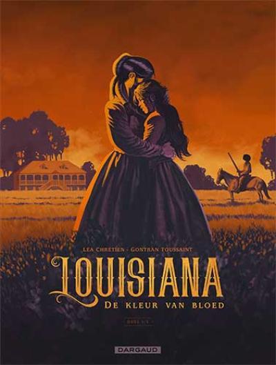 1 Louisiana, De kleur van bloed 1