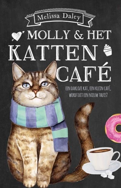 Molly en het kattencafé