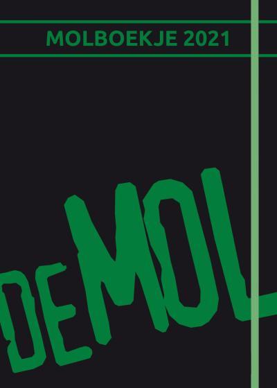 Wie is de Mol? – Molboekje 2021