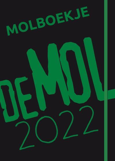 Wie is de Mol? – Molboekje 2022
