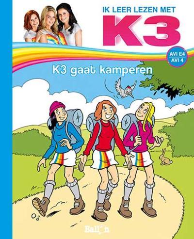 K3 gaat kamperen (AVI E4)