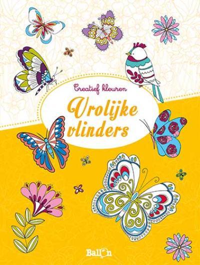 Vrolijke vlinders