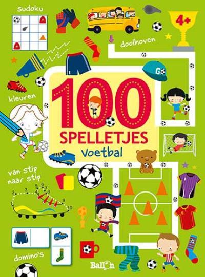 100 spelletjes – Voetbal