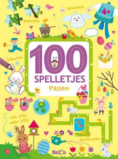 100 spelletjes – Pasen