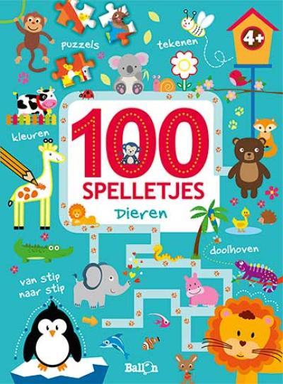 100 spelletjes – Dieren