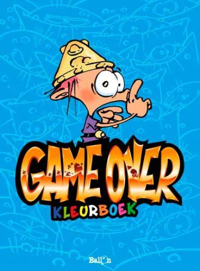 Game Over – kleurboek