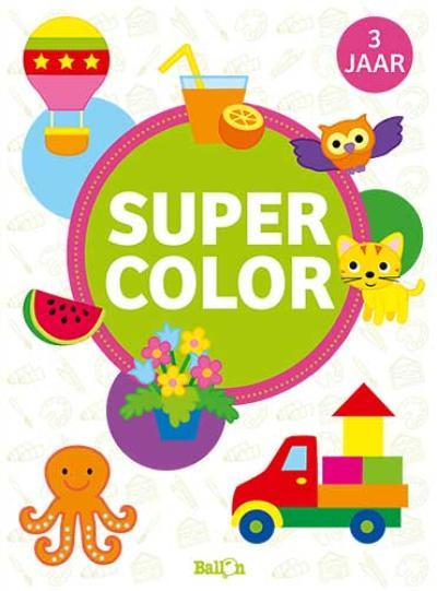 Super color 3+