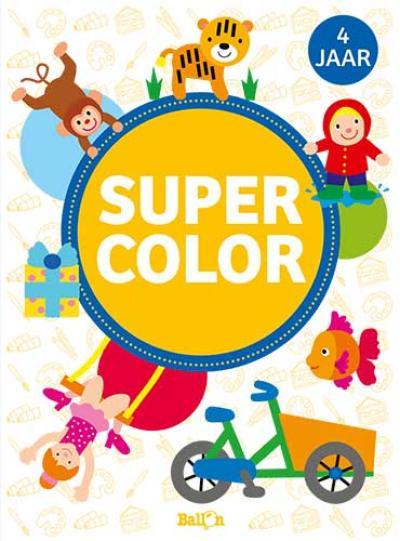Super color 4+