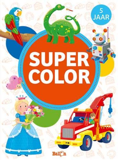 Super color 5+