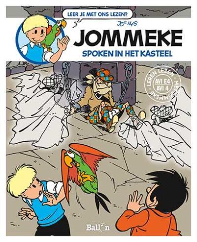 Spoken in het kasteel (AVI E4)