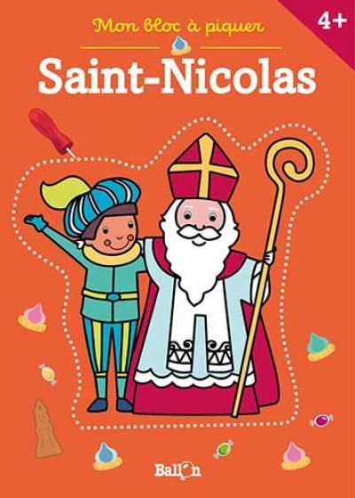 Bloc à piquer Saint-Nicolas