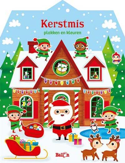 Kerstmis – huisjesreeks