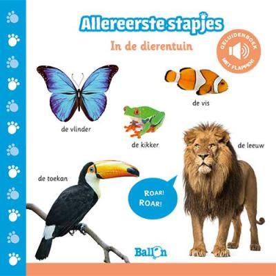 In de dierentuin (geluidenboek)