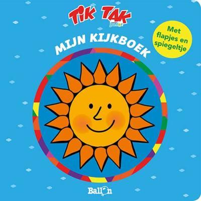 Tik Tak – Mijn kijkboek (Flappenboek met spiegeltje)